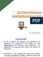 Estrategias Empresariales x