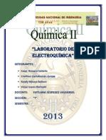 laboratorio 7 quimica