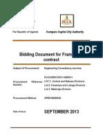 23c Eng Conslut Srves - Framework