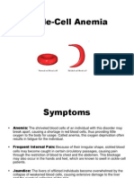 Sickle-Cell Anemia Ppt