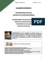 Documento Informativo SF (Comunidad) 2-¦ Ciclo