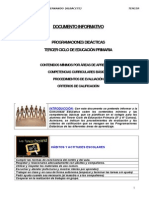 Documento Informativo SF (Comunidad) 3-¦ Ciclo