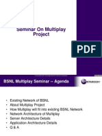 BSNL Multiplay Seminar