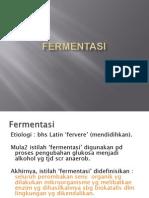 Fermentasi