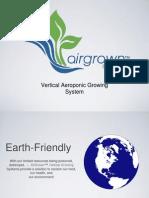 airgrown presentation