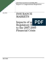 Insurance Markets