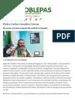 Pedro Carlos González Cuevas, La ira roja, El Catoblepas 140:3, 2013