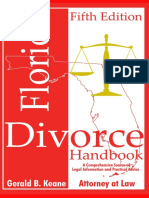 The Florida Divorce Handbook 5th ed by Gerald Keane