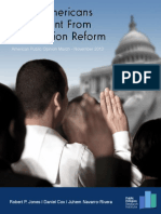 What Americans (Still) Want From Immigration Reform