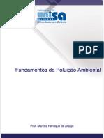 Fundamentos da Poluição Ambiental