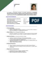 Curriculum Vitae Engracia Cerezales (AC)