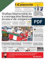 D-EC-28102013 - El Comercio - Portada - Pag 1