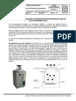 Practica 1 Preparacion y Esterilizacion de Materiales