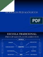 CALIDAD EDUCATIVA 04 MODELOS PEDAGÓGICOS