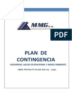 Plan de Contingencia - Innova