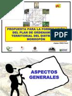 Plan or de Morro Pon