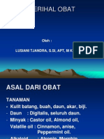Perihal Obat - Lt