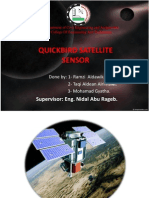 Quickbird Satellite Sensor