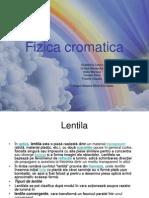 Fizica cromatica