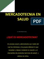 Mercadotecnia en Salud[1]