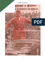 Erich Kempka - Yo quemé a Hitler, 13 años al servicio del Führer