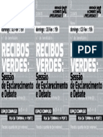 Flyer Recibo s Verdes