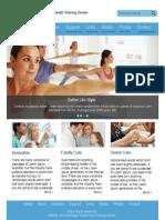 Website Redesign wireframing