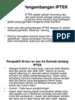 Konsep Pengembangan IPTEK.ppt