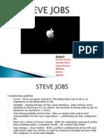 STEVE JOBS GROUP 4.pptx