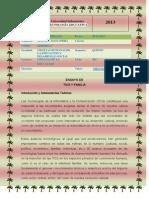 Alexandra Hidalgo -Tecnologia Educativa -Activida 3.1