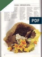 Curso Rapido de Flores de Tela 80 Pag