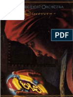 Electric Light Orchestra - Book - Discovery