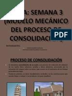 Modelo Mecanico Del Proceso de Consolidacion Suelos II