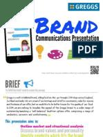 Brand Comms Presentation