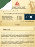 Slide Processo de Cuidar II