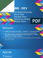 CMMI - Foco No Desenvolvimento