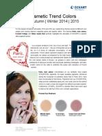 2013-07-02 ECKART Trend Colors Autumn and Winter 2014-2015_Katja Gelbe3