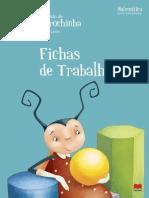 Fichas de Matemática Carochinha 1º Ano