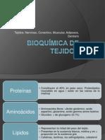 Bioquímica de tejidos