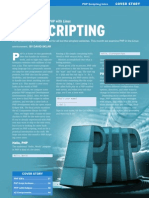 PHP Scripting Intro