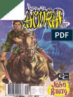 755 Samurai John Barry