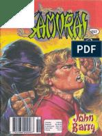 757 Samurai John Barry