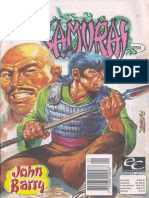 759 Samurai John Barry