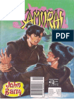 769 Samurai John Barry