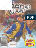 770 Samurai John Barry