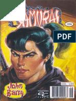 774 Samurai John Barry