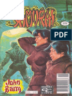 777 Samurai John Barry
