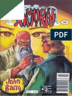 780 Samurai John Barry