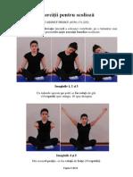 Exerciții pentru scolioză