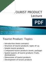 Tour Product